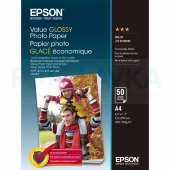 400036 Фотобумага EPSON Value Glossy Photo Paper A4 (50 листов, 183 г/м2)