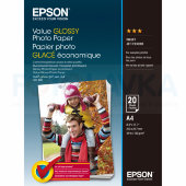 400035 Фотобумага EPSON Value Glossy Photo Paper A4 (20 листов, 183 г/м2)