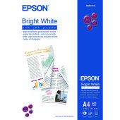 41749 Бумага EPSON Bright White Ink Jet Paper A4 (500 листов, 90 г/м2)