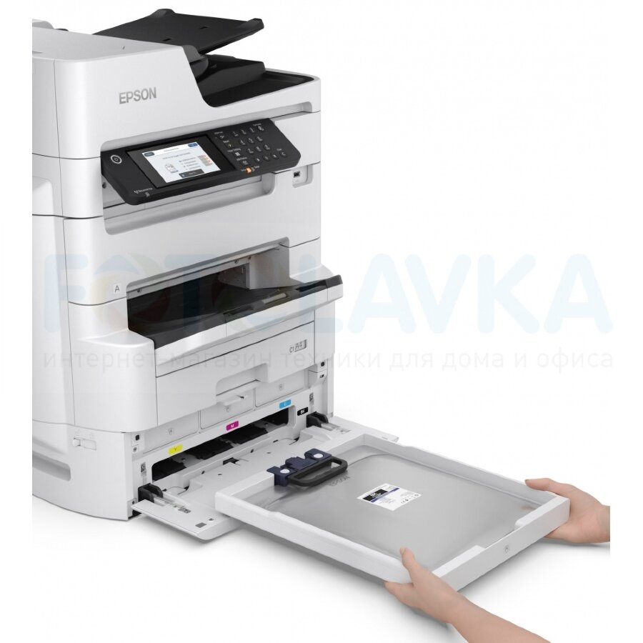 МФУ EPSON WorkForce Pro WF-C879RDTWF (RIPS)