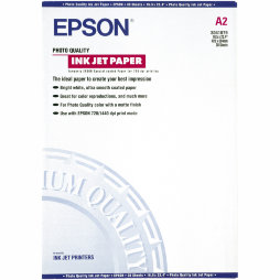 41079 Фотобумага EPSON Photo Quality Ink Jet Paper A2 (30 л., 102 г/м2)